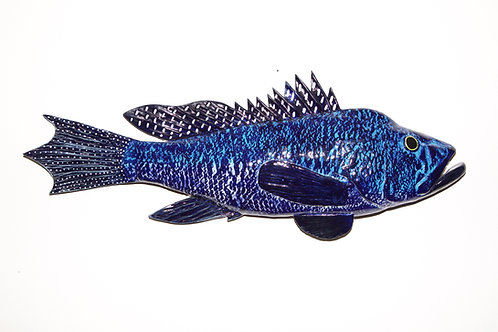 "Black Sea Bass 20"""