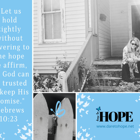 My Journey of Hope and Promise - Gia Hughes