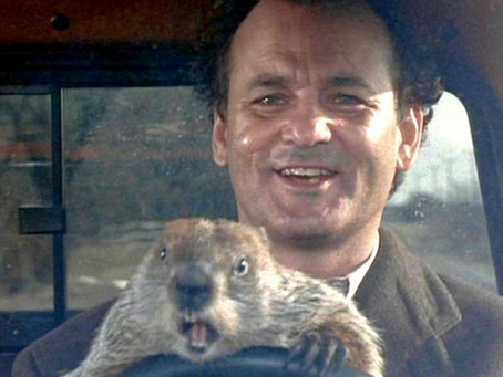 Does your day feel like Groundhog Day?