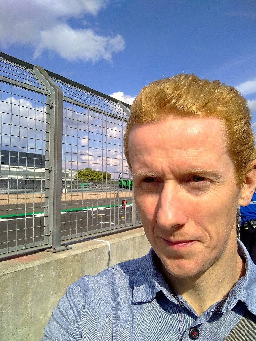 Motorsports psychology and motor sport psychologist UK image