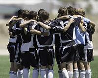 Better teamwork in kids child sports