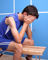 Anxiety stress and nerves children in sport