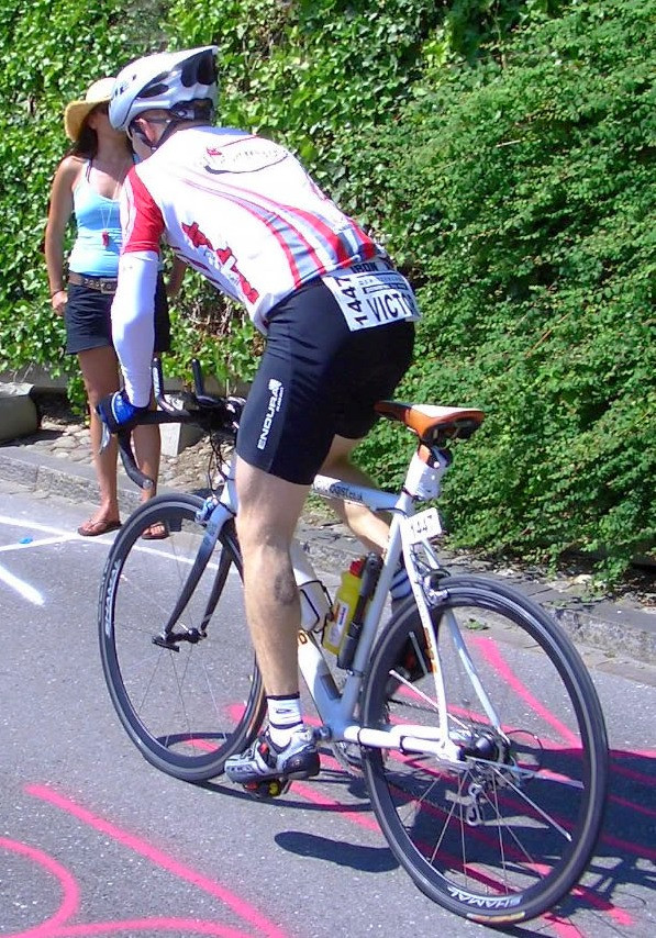 Ironman triathlon sports psychologist psychology photo