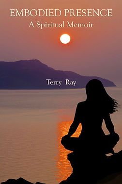 Terry Ray - book cover - Embodied Presen