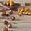 Thumbnail: Tablette chocolat au lait & aux éclats de noisettes - Juliette & Chocolat