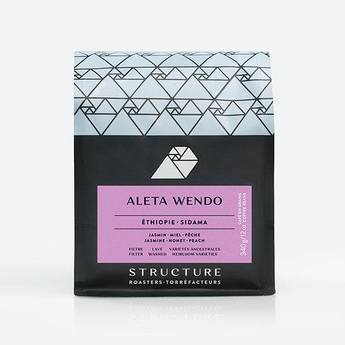 Aleta Wendo (Filtre/Esp) - Structure Torréfacteurs