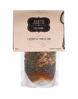 Casserole marocaine