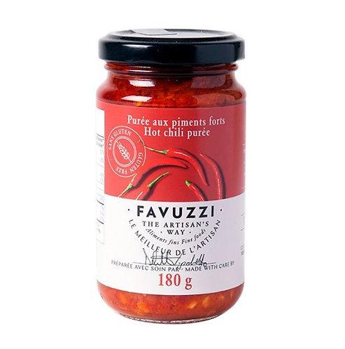 Purée de piments forts / Favuzzi