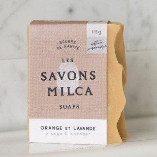 Savon - Orange & Lavande
