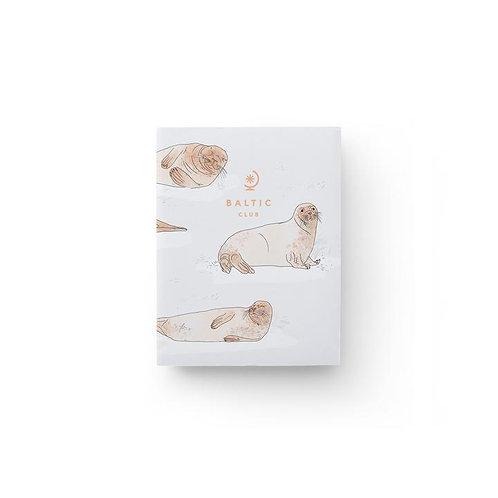 Carnets de poche - Pinnipèdes / Baltic Club