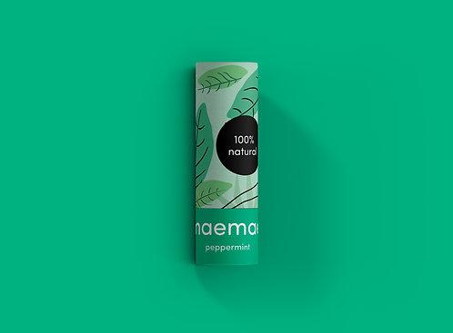 Baume à lèvres - Menthe poivrée / Maemae