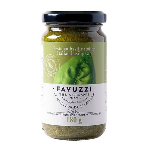 Pesto au basilic / Favuzzi