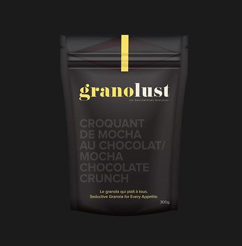 Granolust - Croquant de mocha au chocolat