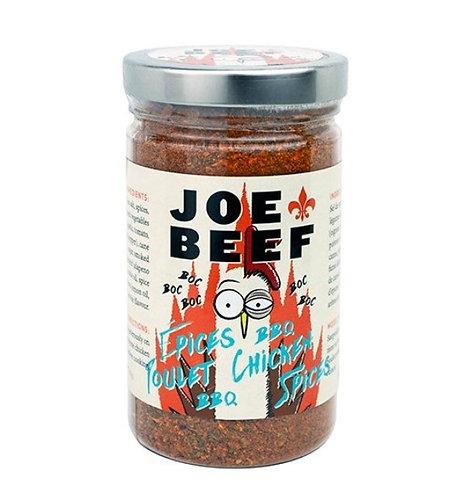 Épices poulet BBQ / JOE BEEF
