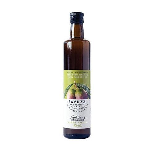 Huile d'olive extra vierge modérée (tous les jrs) / Favuzzi