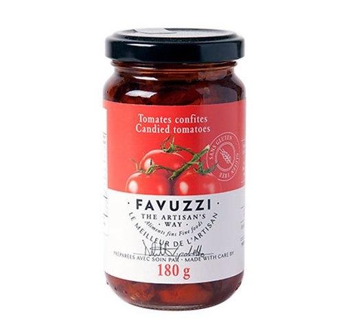 Tomates confites / Favuzzi