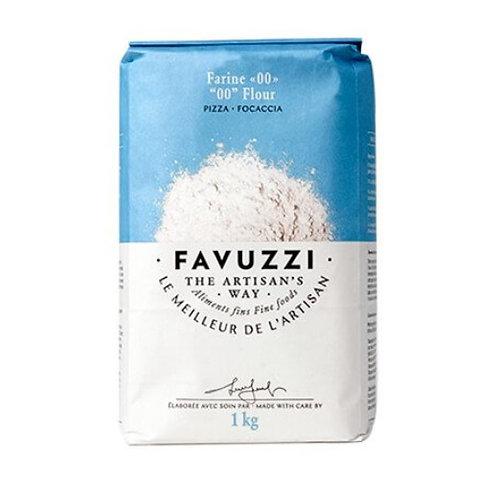 Farine 00 à pizza / Favuzzi