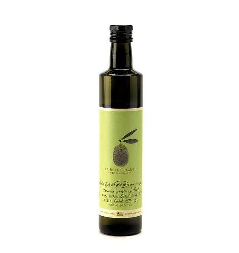La Belle Excuse - Huile d'olive noire extra vierge