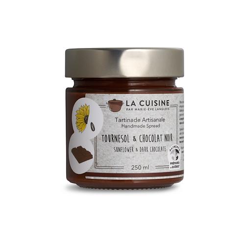 La Cuisine - Tartinade tournesol & chocolat noir