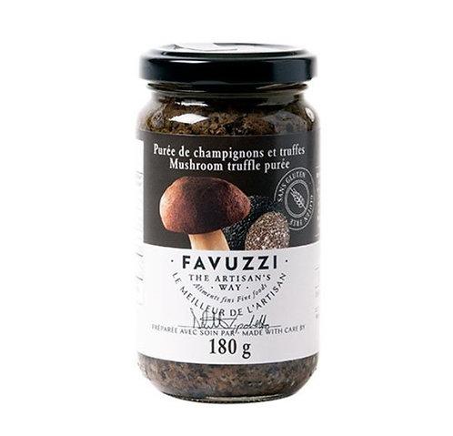 Purée de champignons & truffe / Favuzzi