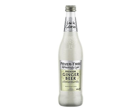 Bière de gingembre légère / Fever-Tree