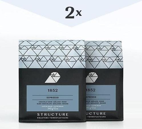 Un mois de café - Structure Torréfacteurs