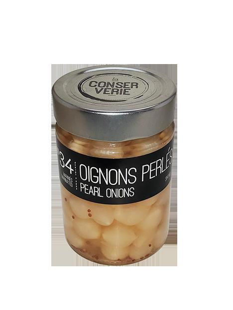 Oignons perlés - La CONSERVERIE