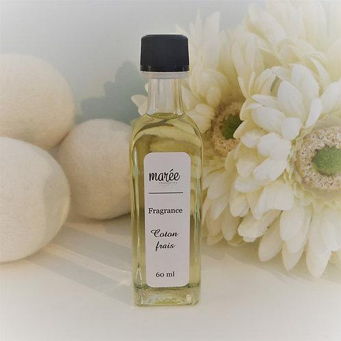 Fragrance Coton frais  - Balle séchage
