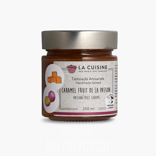 La Cuisine - Caramel fruits de la passion