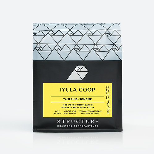 Iyula Coop (Filtre) - Structure Torréfacteurs