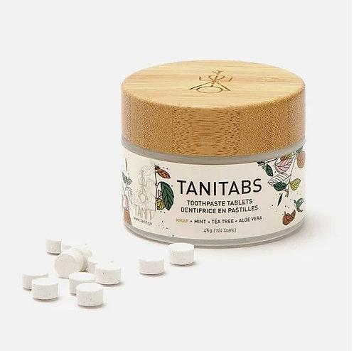 Dentifrice en pastilles - TANIT