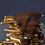 Thumbnail: Tablette chocolat noir au caramel fleur de sel - Juliette & Chocolat