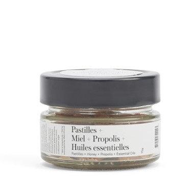 Pastilles Miel + Propolis + HE / Miels d'Anicet