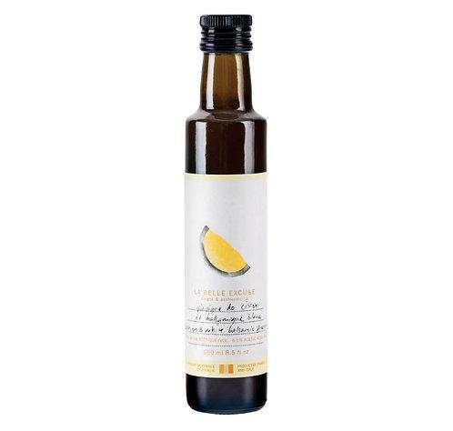 La Belle Excuse - Vinaigre de citron & balsamique blanc