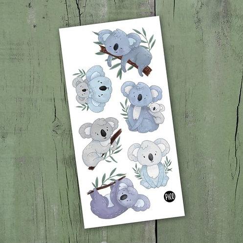 Lorik le koala - PICO Tatoo