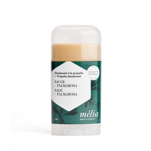 Déodorant Sauge & Palmarosa - Mélia