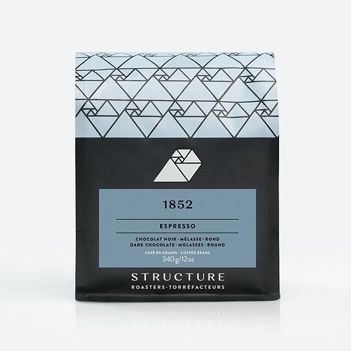 Café 1852 (Espresso) - Structure Torréfacteurs