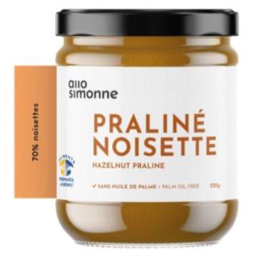 Allo Simonne - Praliné noisette