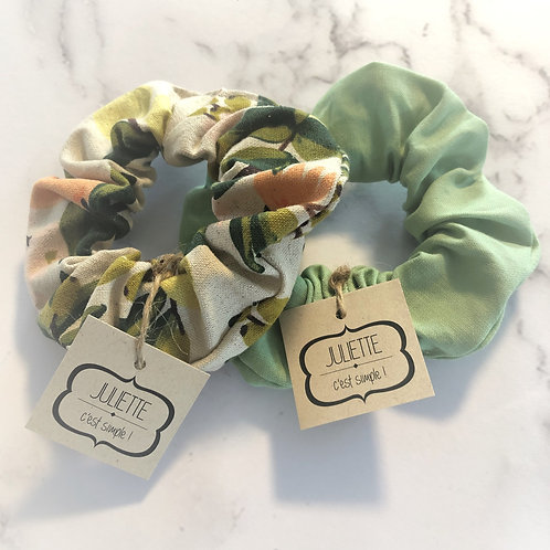 Duo - Simplement Nature! & Vert tendresse / Juliette c'est simple!