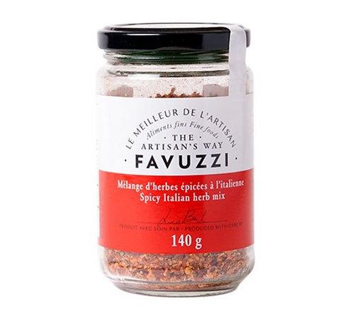 Mélange d'herbes épicées à l'italienne / Favuzzi