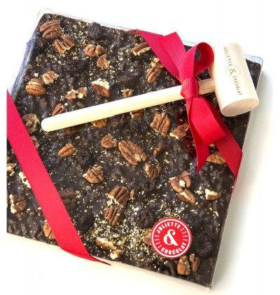 Méga tablette chocolat - Juliette & Chocolat