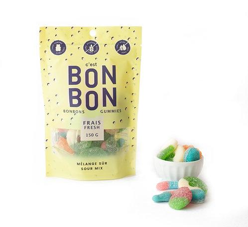 Mélange Sûr - La boîte à bonbons
