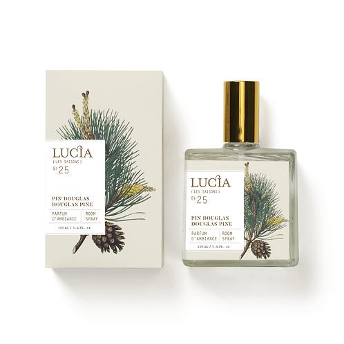 Parfum d'ambiance - Lucia ED 25 / Les Saisons - Pin Douglas