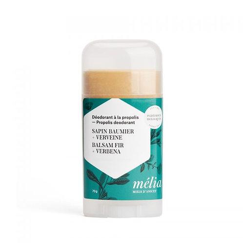Déodorant Sapin baumier & Verveine - Mélia