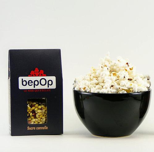 Kit à popcorn - Sucre & Cannelle