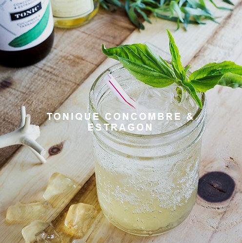 Tonique Concombre & Estragon - Les Charlatans