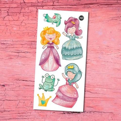 Les princesses - PICO Tatoo