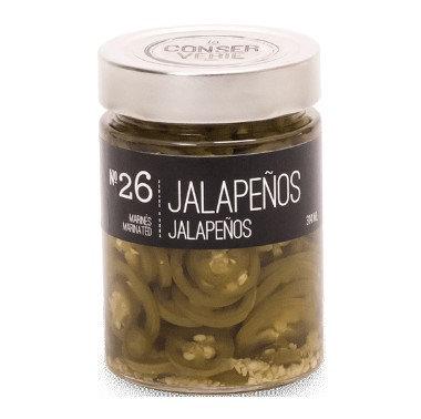 Jalapeños - La CONSERVERIE