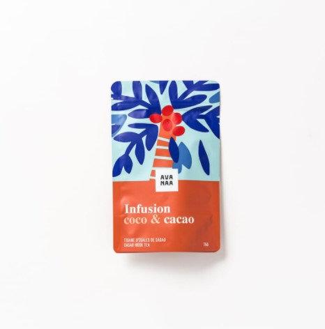 Tisane de cacao – Coco