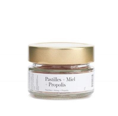 Pastilles Miel + Propolis / Miels d'Anicet
